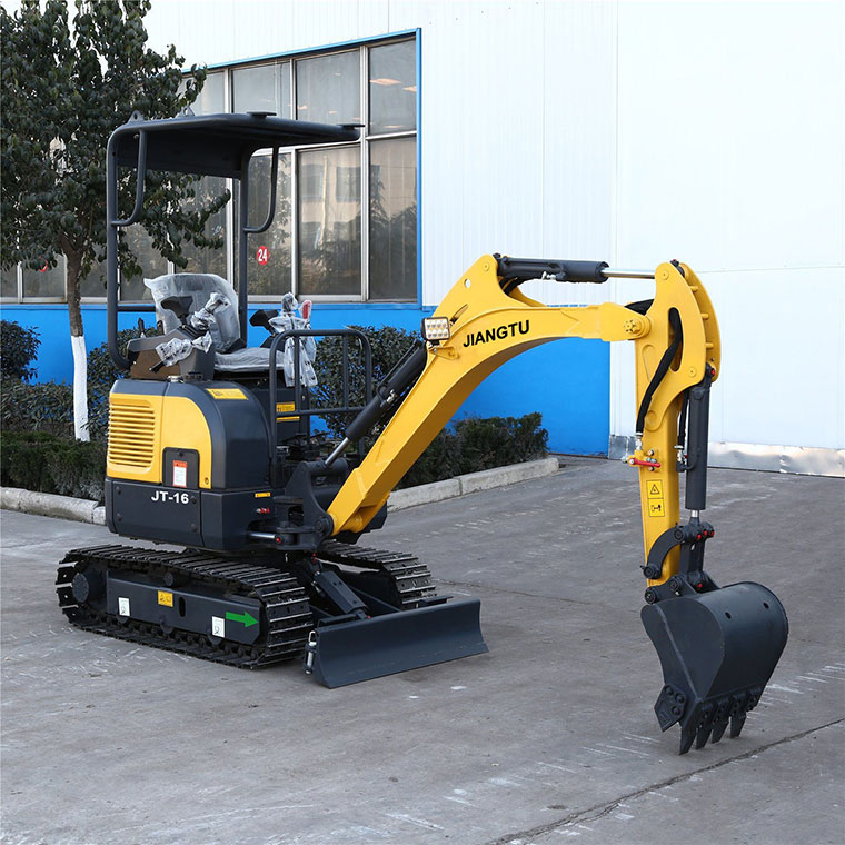 1.8 Ton Mini Excavator – JT16