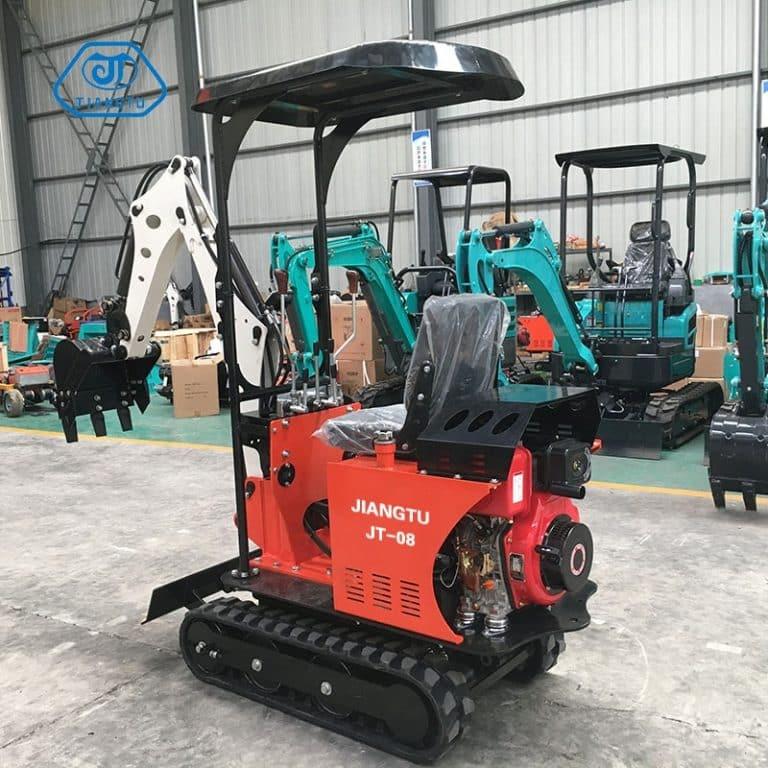 638KG Mini Excavator – JT08