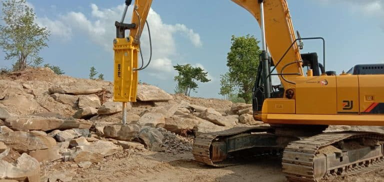 What is Hydraulic Breaker and How Does It Work?