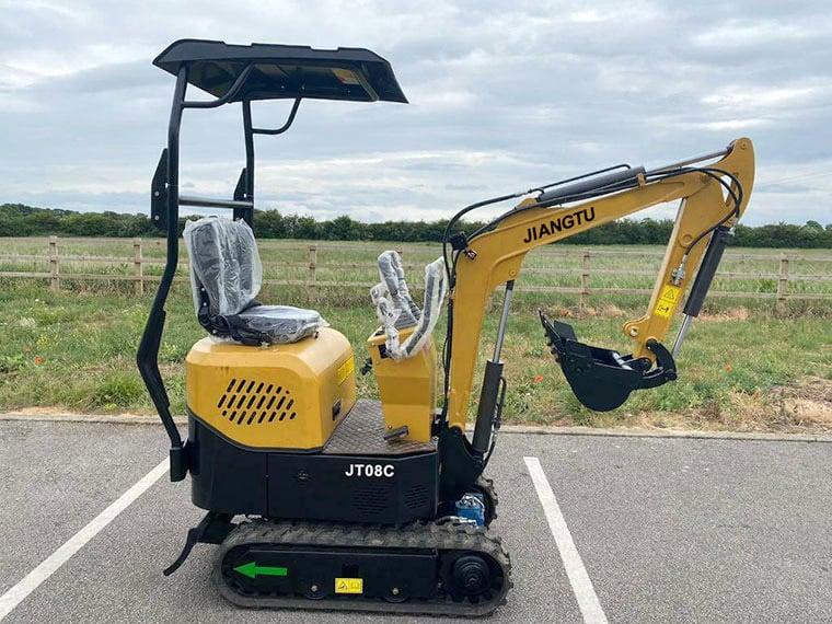 850KG Mini Excavator – JT08C