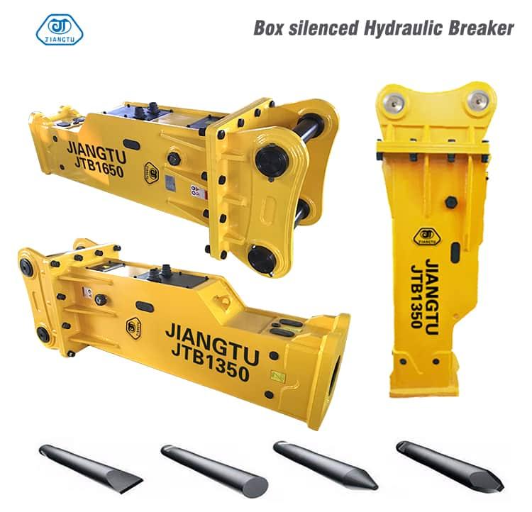 box type Hydraulic Breakers(Hammers)