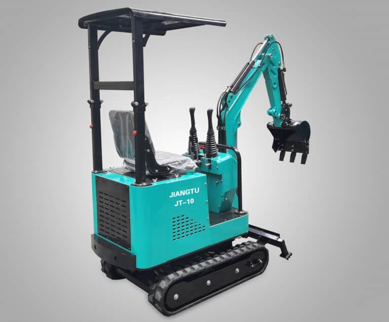 758 KG Mini Excavator – JT10