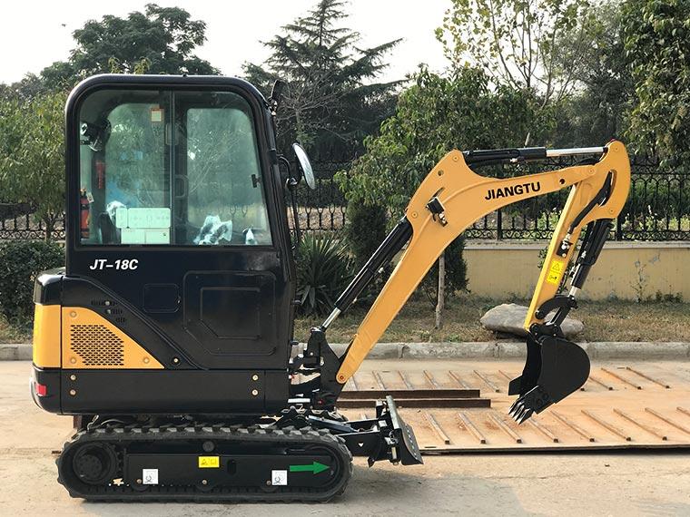 1.9 Ton Mini Excavator – JT18C