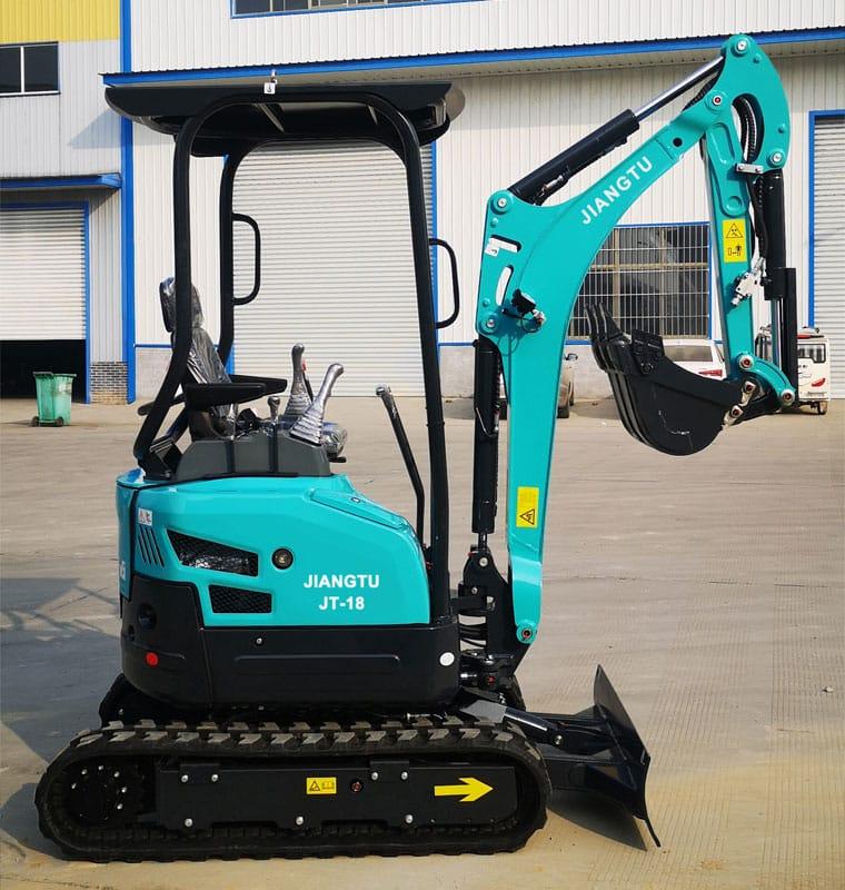 1.76 Ton Mini Excavator – JT18