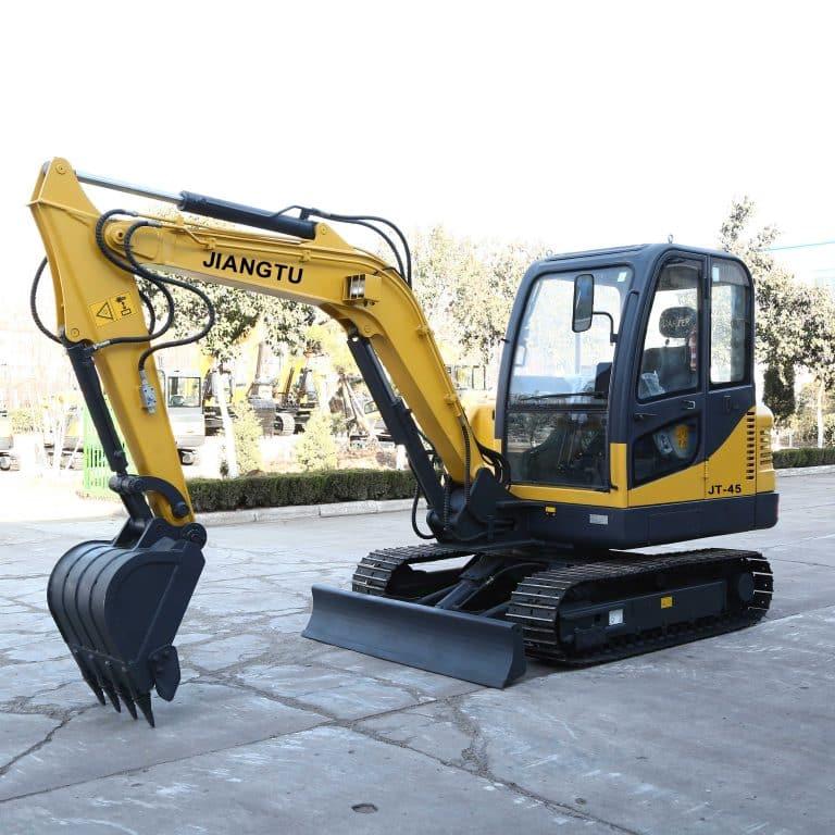 4.2 Ton Mini Excavator – JT45